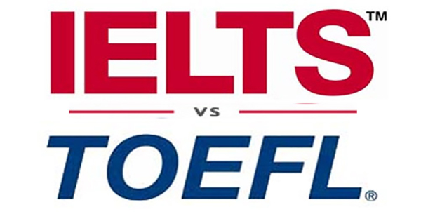 English language proficiency exams: TOEFL vs IELTS