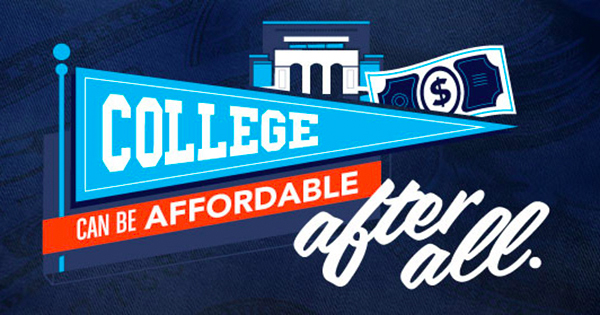 Exploring your options to afford a college